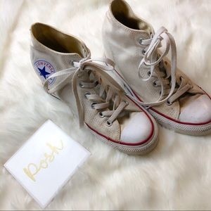 Converse Chuck Taylor Lux Mid All Star Wedge